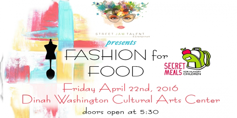 Ticket - Fashion for Food from $12